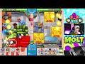 Фрагмент с середины видео Bloons TD Battles :: TEMPLE MADNESS :: MOLT BTD