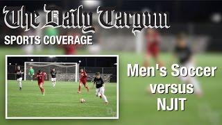 Men's Soccer vs NJIT (10/18/16)