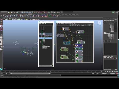 Maya tutorial: Creating curve-based rigs, Part 5