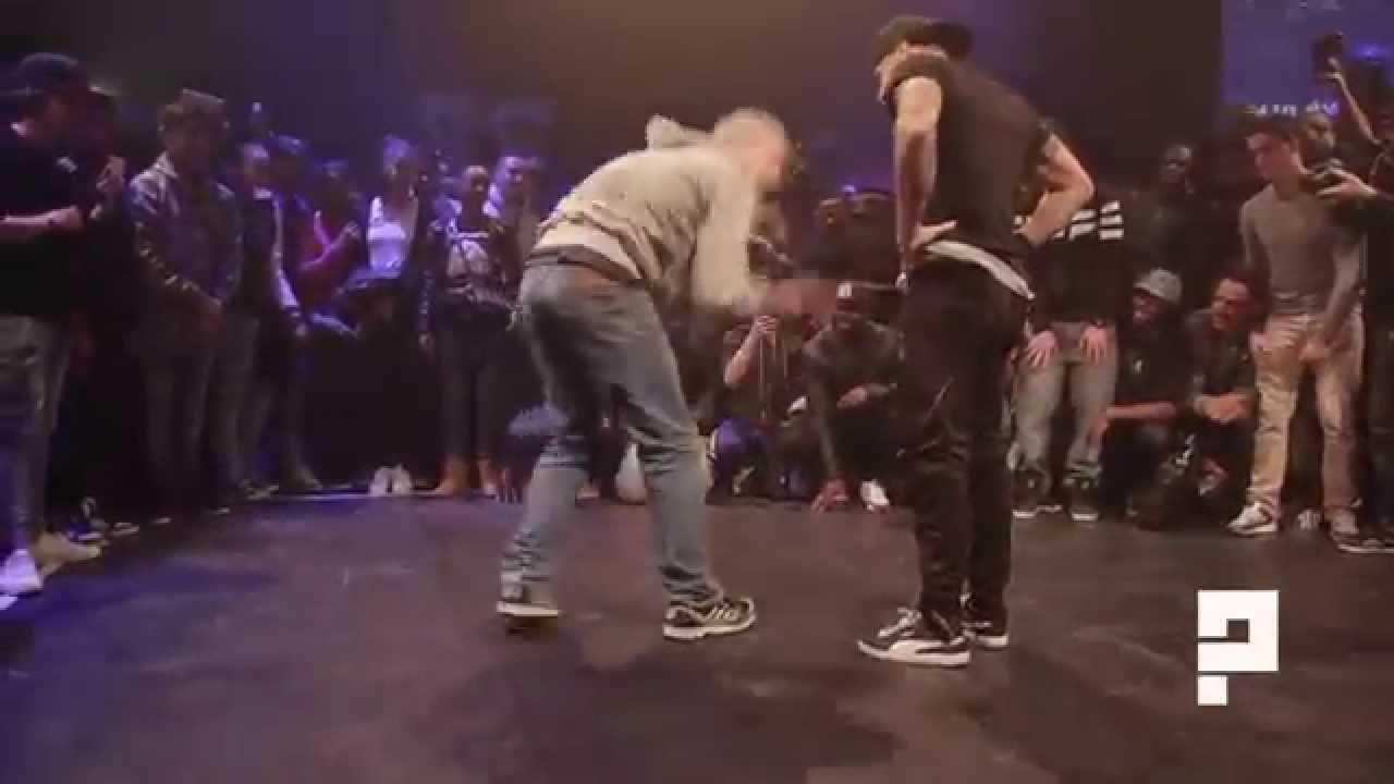 1000% Bboy Menno vs Bboy Benji // Next Urban Legend | Edition 2015