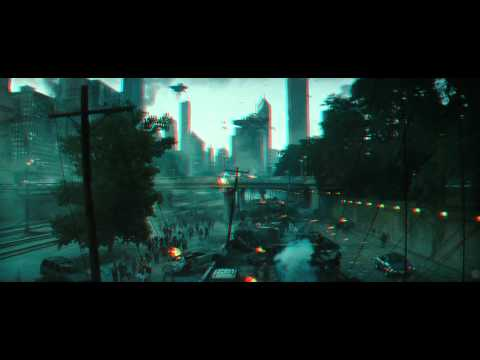 Transformers DOTM 3D Trailer (2Dto3D Anaglyph)(Red-Cyan) 1080p