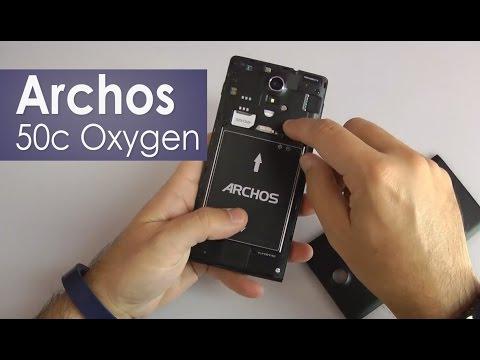 Archos 50c Oxygen la recensione di HDblog.it