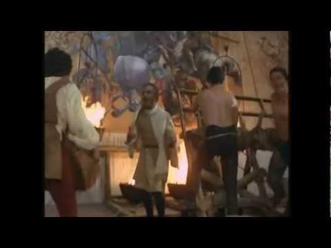 La Battaglia di Anghiari di Leonardo. Sceneggiato Rai del 1971