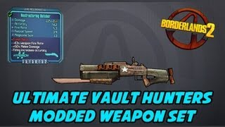 Borderlands 2 modded pearlescent set youtube ccuart Gallery