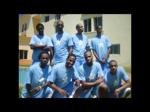 "Somali Basketball Team - Memory of Omar Anyelo ""RIP"""