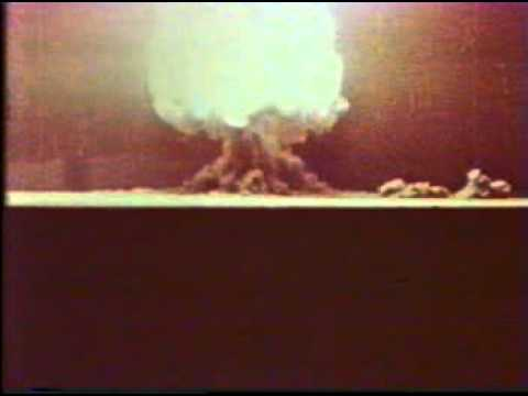 Trinity - The 1st US Nuclear Bomb Test 1945 (Short Version)