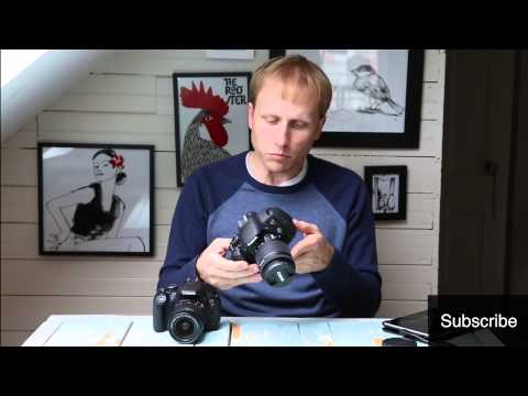 Canon T5i First Look & First Thoughts