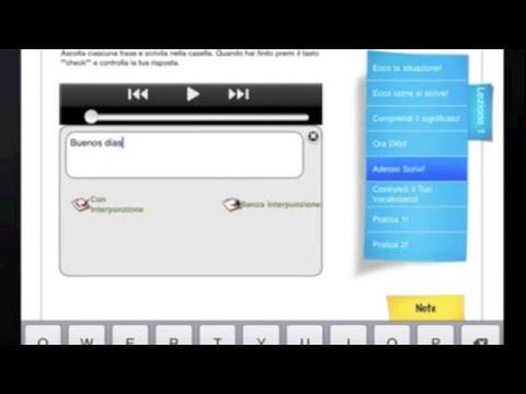 Corso di Spagnolo su iPhone, iPad ed Android