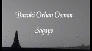 Buzuki Orhan Osman- Sagapo