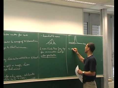 Lecture 08, part 3 | Pattern Recognition