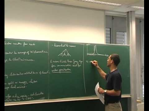 Lecture 08, part 3 | Pattern Recognition