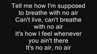 No Air-Jordin Sparks Ft.Chris Brown *LYRICS* view on youtube.com tube online.