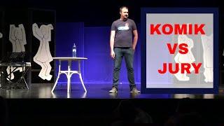 Biskup - Tomek Biskup kontra Jacek Fedorowicz - Stand up Comedy