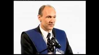 Tim  Berners-Lee, doctor Honoris Causa por la UOC. Discurso