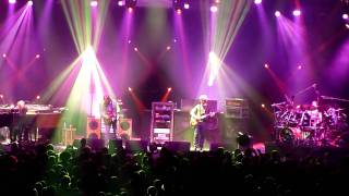 Jesus Just Left Chicago Phish Live at Uic Pavilion 08/15/11 Chicago, Il by jakescrapp