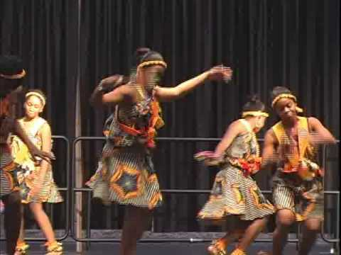 Nigeria - 2009 World Culture Folk Dance Competition