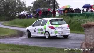 Vido Rallye de la Valle du Cher 2013 - ES1 par Motorspixels (716 vues)
