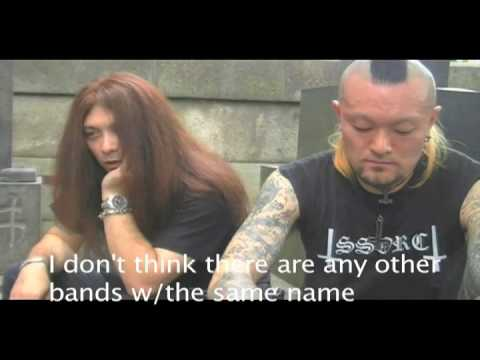 Japanese Extreme Metal the Documentary Pt 3
