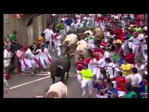 ENCIERRO SANFERMIN  11 de julio 2007 720p