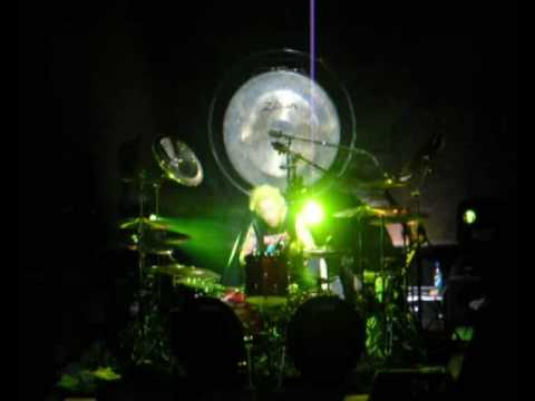 James Kottak (Scorpions) Drum Solo 30 July 2007 London