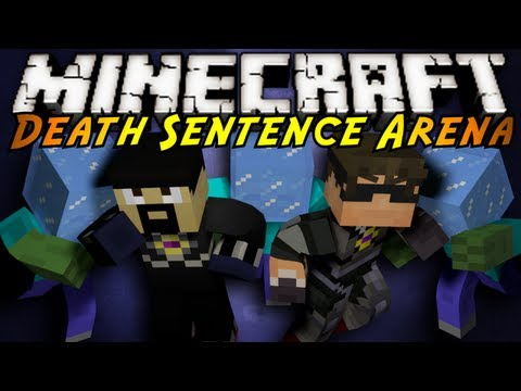 Minecraft Mini-Game : DEATH SENTENCE ARENA!