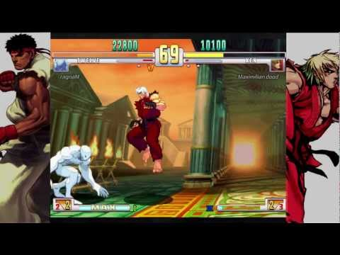 3rd STRIKE: Maximilian's THE ONLINE WARRIOR Episode 4: 'People like 3rd Strike?!'