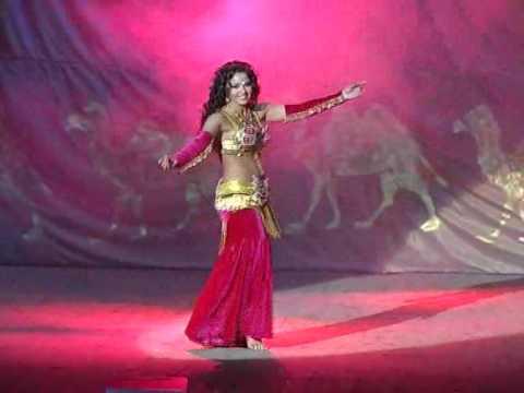Belly dance Alla Kushnir (Leila)