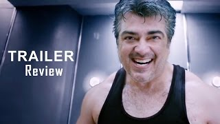 Watch Vedhalam Teaser Review | Ajith, Shruti Haasan Red Pix tv Kollywood News 08/Oct/2015 online