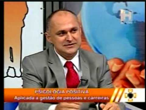 Claudemir Oliveira - Psicologia Positiva - Positive Psychology 2/3 Legendas *** Subtitles
