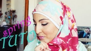 TUTO HIJAB : LE CARRE