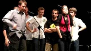 Grupy Impro - AD HOC & W Gorącej Wodzie Kompani - Tylko pytania {amatorskie nagranie}