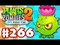 Plants vs. Zombies 2: It's About Time - Gameplay Walkthrough Part 266 - Homing Thistle Pinata Party!