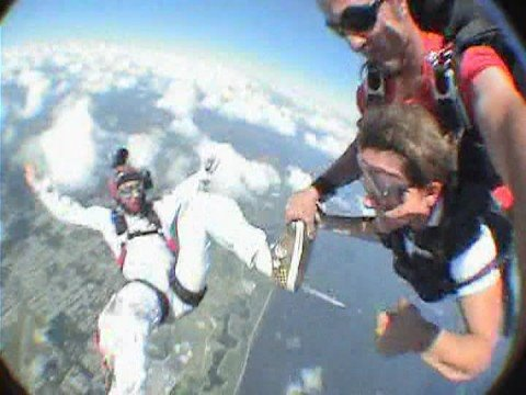 Sky Diving in Brevard County!!! Space Center Kennedy