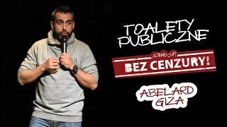 Giza - Publiczne toalety {stand-up}