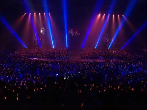 SHINHWA [10th anniversary concert] - Throw My Fist.wmv