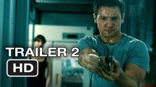 The Bourne Legacy Official Trailer (2012) Jeremy Renner Movie HD