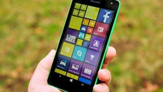 Vidéo : Présentation du Lumia 535