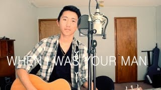 When I Was Your Man - Bruno Mars cover by Alex Thao