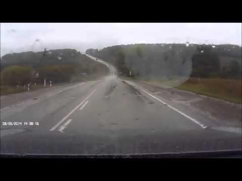 Жуткая авария в Пестречинском районе