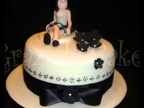 Graziela Cake - Bolos Decorados