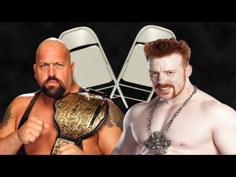 WWE TLC 2012 Big Show vs Sheamus World Heavweight Championship match Part 2 (WWE 13)