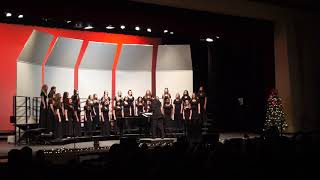 The FHS Ladies Choir Delivers a Powerful Christmas Performance