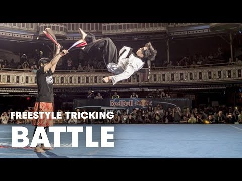 Freestyle Tricking Battle - Red Bull Throwdown 2014 - UCblfuW_4rakIf2h6aqANefA