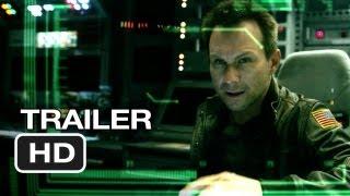 Stranded Official Trailer (2013) - Christian Slater Horror Sci-Fi Movie HD