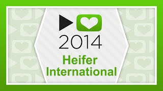 Project for Awesome 2014: Heifer International
