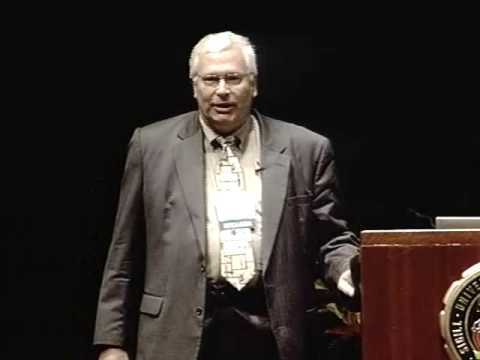Dr. Robert Duncan on Cold Fusion at the Missouri Energy Summit 2009 Part 1