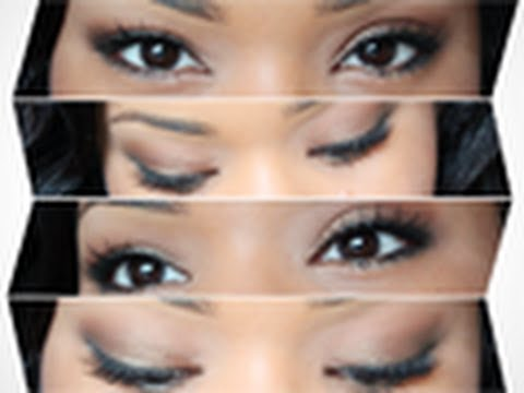 BEAUTY BASICS | Simple Daytime Smoky Eye