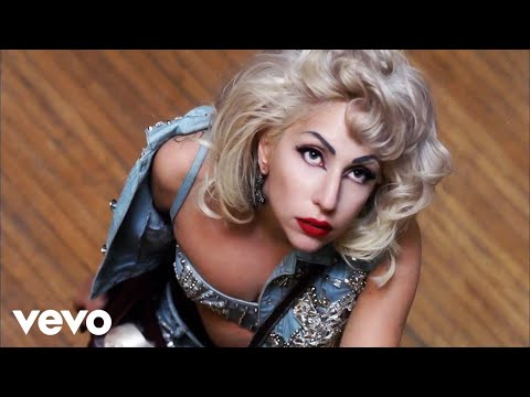 Lady Gaga &#8211; Marry The Night (Official Video)