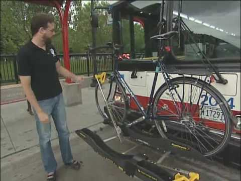 Thumbnail image for 'How to Load a Bike on a CTA Bus'