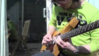 Bach Partita in D minor with VIP Audio Paul Gilbert